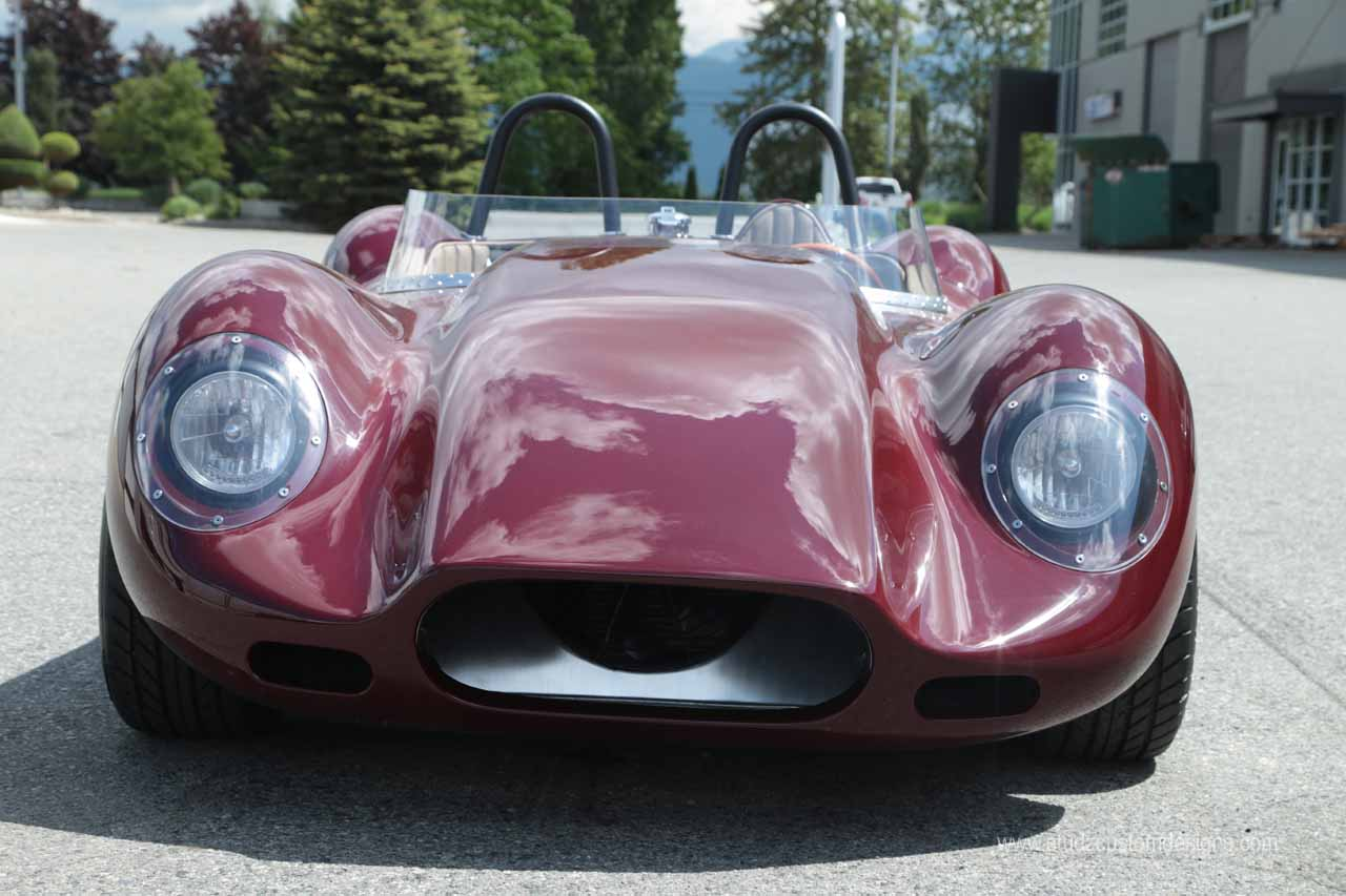 1958 Lister Jaguar Replica Studz Custom Designs